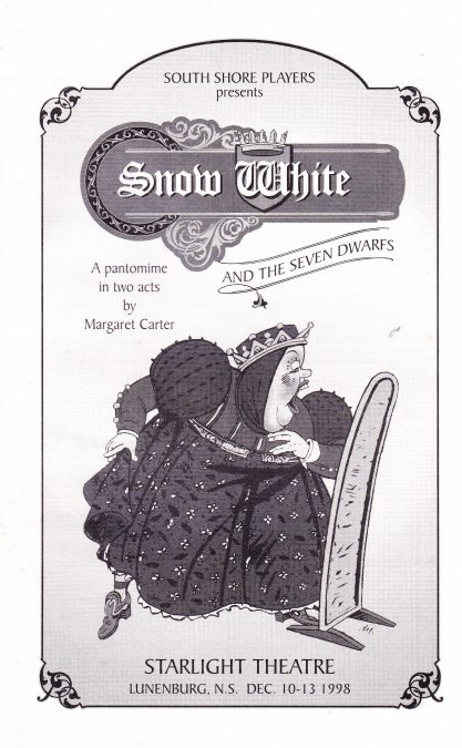 Snow White and the Seven Dwarfs – A Pantomime