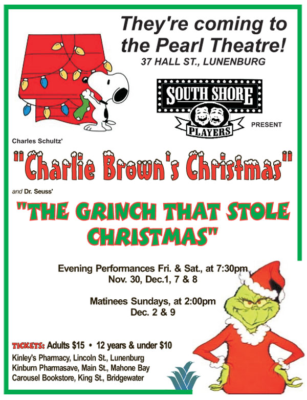 Charlie Brown Christmas & The Grinch That Stole Christmas