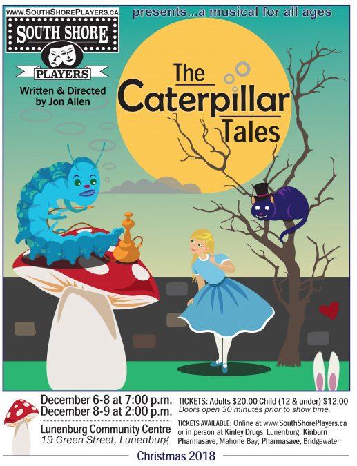 The Caterpillar Tales